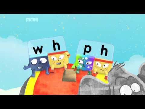Alphablocks : Alphabet - Series 4 - Episode 04