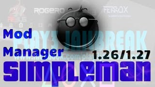 [DEMO#3] ModManger SimpleMan 1.26/1.27 ( + Download )