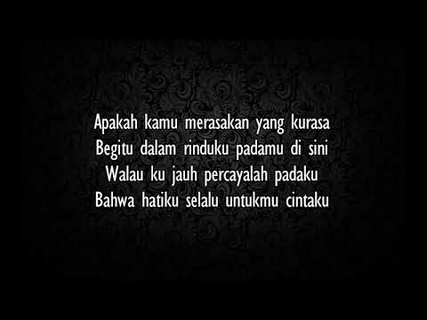 D'Masiv - Jarak dan Waktu (lirik)
