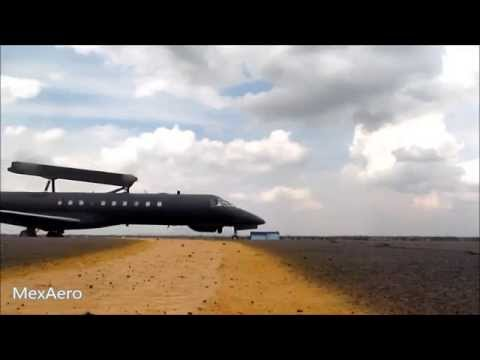 Fuerza Aérea Mexicana - Embraer E-99 y R-99
