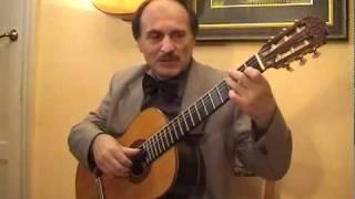 25.Ю. Кузнецов Уроки игры на гитаре Мелодия (практика)