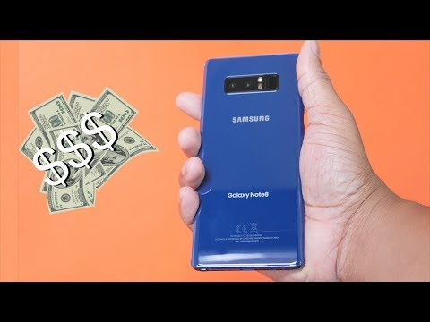 Is the Samsung Galaxy Note 8 Overpriced?