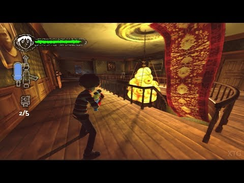 Monster House PS2 Gameplay HD (PCSX2)