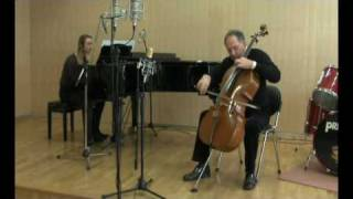 BRANKO HUTTERER CELLO, J. Haydn: Divertimento, D Major, Allegro di molto, Piano: Marjana Pajich.wmv