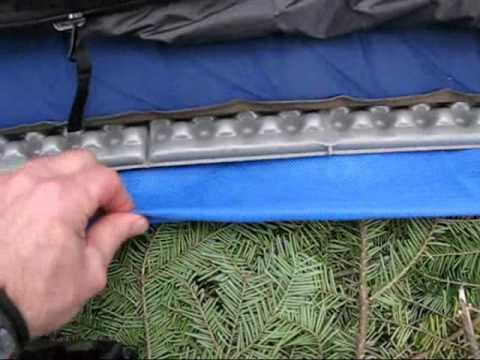 & My -40 Winter Sleeping System - YouTube