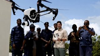 How drones could save lives in Somalia's battle against al-Shabab
