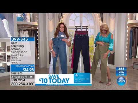 HSN   Diane Gilman Fashions 06.17.2017 - 06 PM