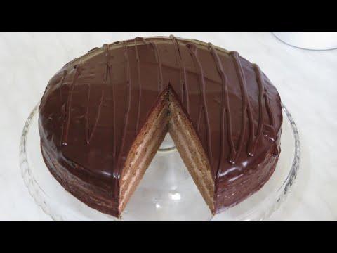 Торт ПРАГА БЕЗ