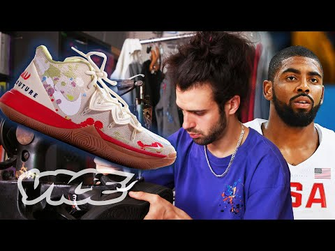 From Streetwear to Nike Collab: How Bandulu Designed Kyrie Irving's Newest Sneaker