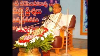 Garikipati Narasimha Rao Talk on Sri Krishna Leelalu 3 - Part 2 (June 2015)