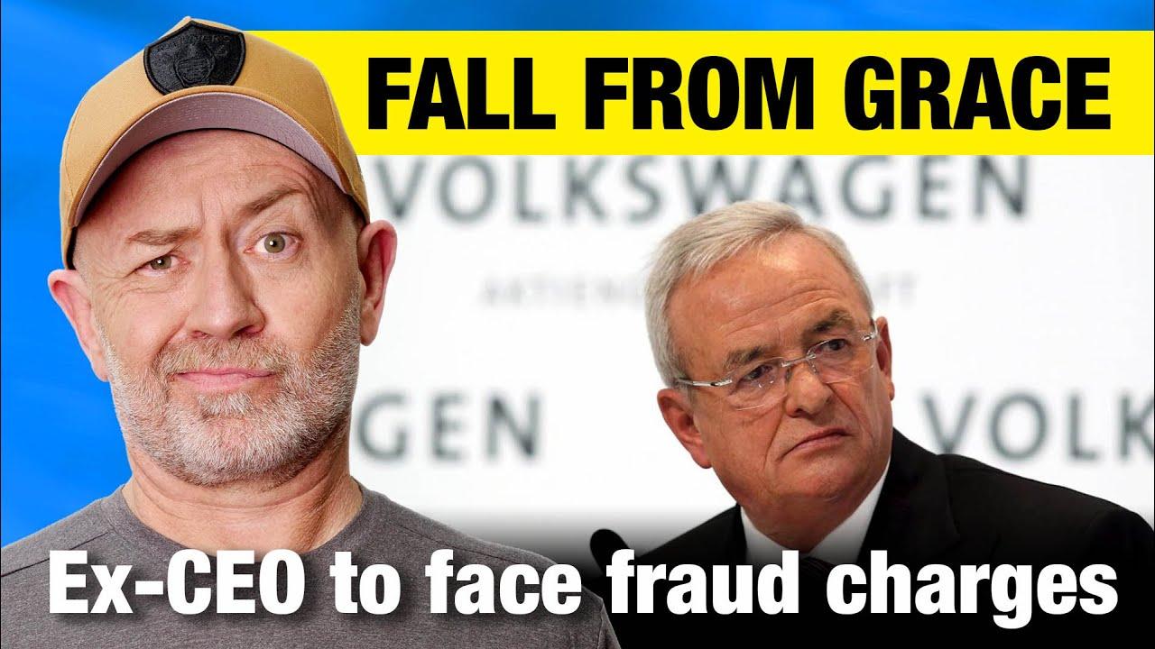 Ex-Volkswagen boss Martin Winterkorn to stand trial over diesel scandal   Auto Expert John Cadogan