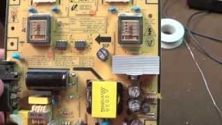 Kitchen Table Electronics Repair: Samsung Syncmaster 203b Monitor