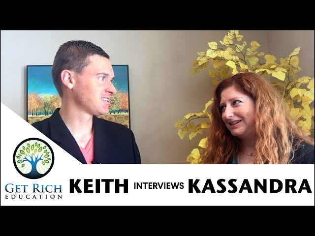 Keith Interviews Kassandra From TheLandlordsAlmanac.com