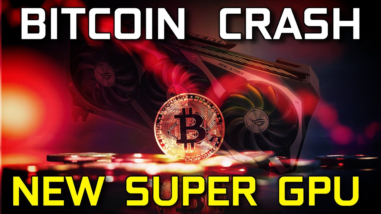 GOOD NEWS ...HUGE Crypto Crash   New Nvidia SUPER GPUs [Hindi]