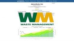 Investieren in Müll. Ist die Waste Management Aktie ein Kauf?