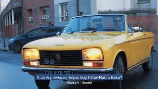 Podwójna Gorąca 20 Radia ESKA - notowanie 123! #2xGoraca20 - lista hitów ESKI 12.01.2020