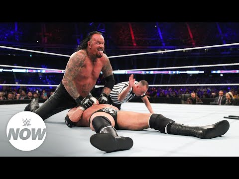 Full WWE Super Show-Down 2018 event results: WWE Now