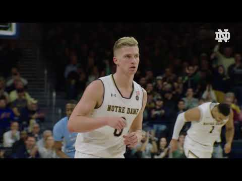 Highlights | @NDmbb vs North Carolina (2018)