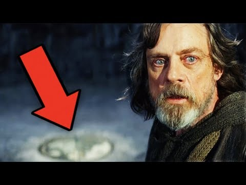 Thumbnail: Star Wars Last Jedi Trailer BREAKDOWN (Rey & Kylo Ending Explained)