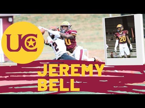 Jeremy Bell, DB, Charleston WV | 2021 NFL Draft Prospect Zoom Interview