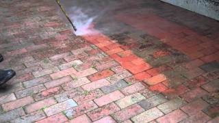 Hawthorne Powrwash 914 923 3311 pressure clean brick patio,exterior house deck ny westchester