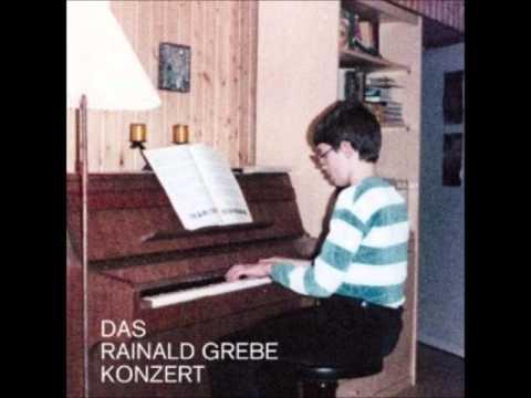 Rainald Grebe -  Captain Krümel