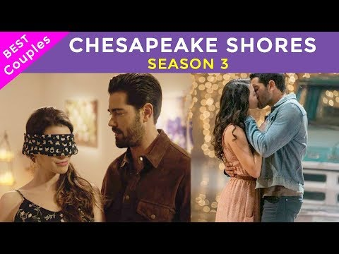 Meghan Ory & Jesse Metcalfe Chesapeake Shores Season 3  Chesapeake Shores Season 3 Cast