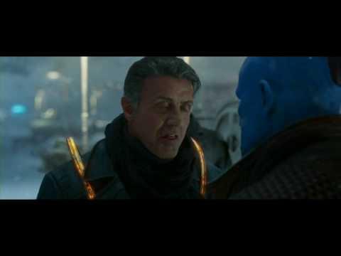 GUARDIANI DELLA GALASSIA VOL. 2 - Scena con Sylvester Stallone
