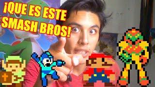 SAMUS, LINK, MEGA MAN Y MAS!! | Super Mario Crossover