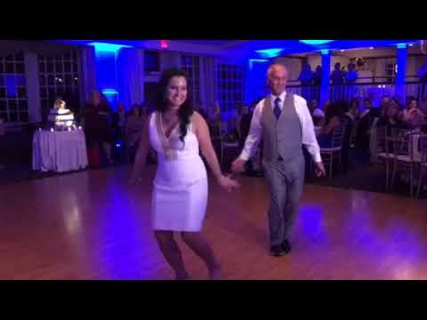 Father Daughter Broadway Bash!  Watch till the end!!