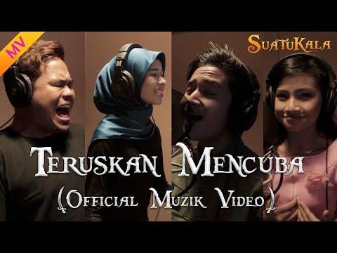 'Teruskan Mencuba' Official Music Video (OST Suatukala) | Syamel, Masya Masyitah, Wafiy & Erissa