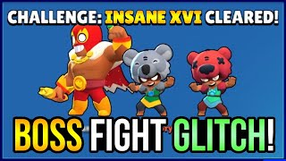 BEAT INSANE 16 in BOSS FIGHT EASILY With This GLITCH!