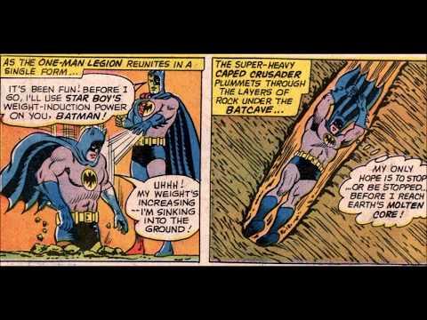 Composite Superman Feats