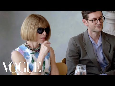 Contestants Pitch Their Designs to Anna Wintour and the Judges | EP. 2 | Vogue