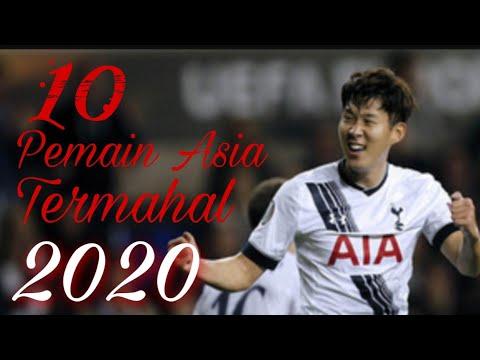 10 Pemain Asia Termahal 2020