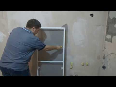 Сборка москитной сетки. 4 видео