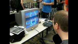 Battle Lode Runner at the Video Game Summit 2012