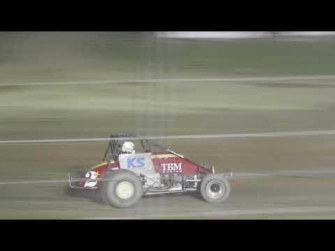 Brian Smith at Fremont Speedway 6-16-18