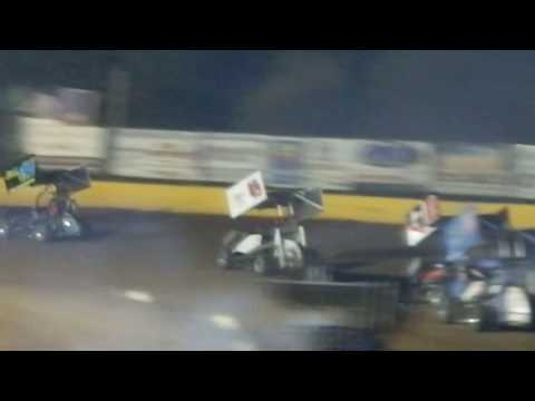 Paul Richards Hamlin Speedway 270 9/17/16