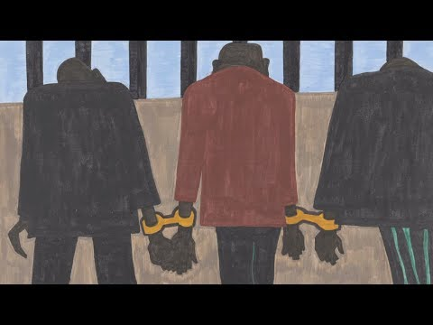 Jacob Lawrence's Migration Series and the Legacy of Jim Crow | MoMA LIVE