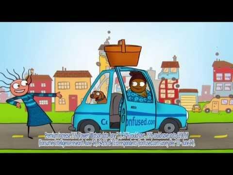 Confused.com - Car Insurance (v4, 2011, UK)