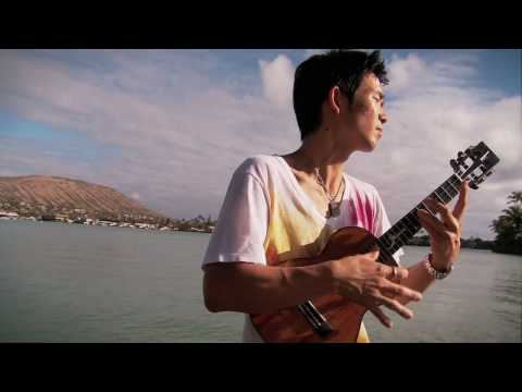 Jake Shimabukuro performing Blue Roses Falling
