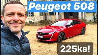 Peugeot 508 GT bolji od VW Arteona?🤔 - testirao Juraj Šebalj