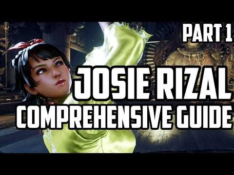 Josie Rizal Comprehensive Guide: Best Moves