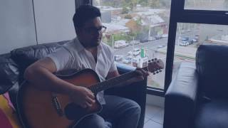 Musafir- Ranbir Kapoor, Katrina Kaif - Jagga Jasoos acoustic cover by Himanshu