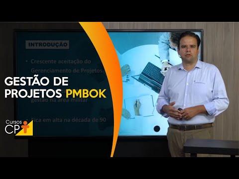 Clique e veja o vídeo Gestão de Projetos - PMBOK e Métodos Ágeis