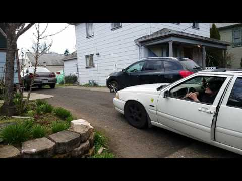 Oregon Parole and Probation home visit Portland ambush