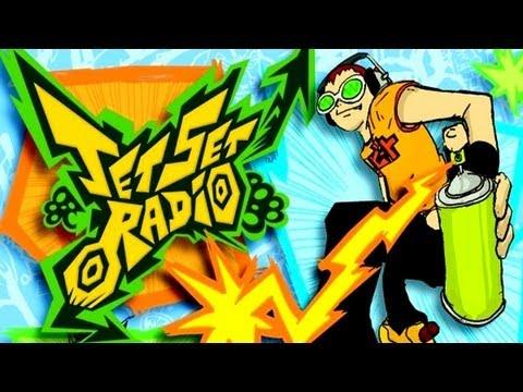 Jet Set Radio HD - Divertido e com Estilo (Pt-Br) - Xbox 360 - CJBr