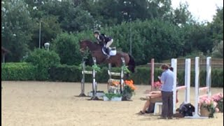 Shining Surprise & Georgie Wood - Keysoe Intermediate - SJ - Aug 2015