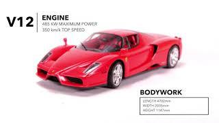 Enzo Ferrari Top Gear - 1/24 Revell Kit